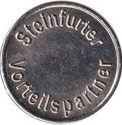Bauhaus Taler (Steinfurt) – avers