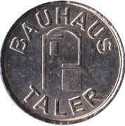 Bauhaus Taler (Steinfurt) – revers