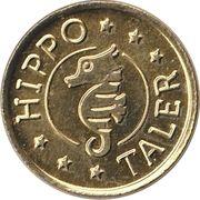 Hippo Taler - Merkur Apotheke (Völklingen) – revers