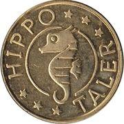 Hippo Taler - St. Stephanus Apotheke (Illingen) – revers