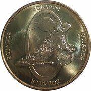 Médaille - Coupe du monde de la FIFA 2006 (Équateur) – avers