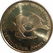 Médaille - Coupe du monde de la FIFA 2006 (Trinité-et-Tobago) – avers