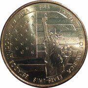 Médaille - Coupe du monde de la FIFA 2006 (USA) – avers