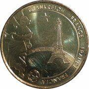 Médaille - Coupe du monde de la FIFA 2006 (France) – avers