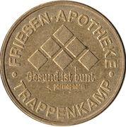 Friesen Taler - Friesen Apotheke (Trappenkamp) – avers