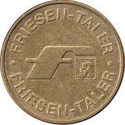 Friesen Taler - Friesen Apotheke (Trappenkamp) – revers