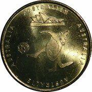 Médaille - Coupe du monde de la FIFA 2006 (Australie) – avers