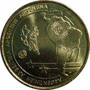 Médaille - Coupe du monde de la FIFA 2006 (Argentine) – avers