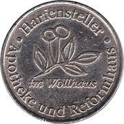 Harfen Heller - Harfensteller Apotheken (Heilbronn, Weinsberg, Erlenbach) – avers
