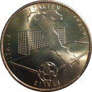 Médaille - Coupe du monde de la FIFA 2006 (Italie) – avers