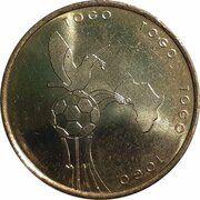 Médaille - Coupe du monde de la FIFA 2006 (Togo) – avers