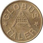 Globus Taler - Globus Apotheke (Wetzlar) – revers