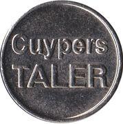 Cuypers Taler - Cuypers Apotheken (Geldern) – revers