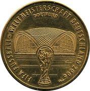 Médaille - Villes de la coupe du monde de la FIFA 2006 (Dortmund) – avers