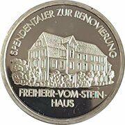 Langenfeld Freiherr-vom-Stein Haus – avers