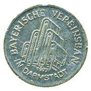 Bayerische Vereinsbank Darmstadt – avers