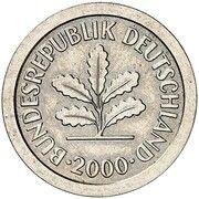 50 Pfennig (Mule) – avers