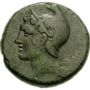 Bronze Æ19 (Alontion) – avers