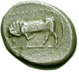 Bronze Æ18 (Alontion) – revers