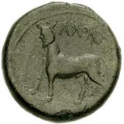 Bronze Æ19 (Alontion) – revers