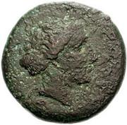 Bronze Æ20 (Alontion) – avers