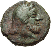 Bronze Æ22 (Alontion) – avers