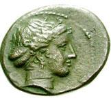 Bronze Æ18 (Alontion) – avers