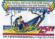 25 Pfennig (Alt Gaarz/Rerik) – avers