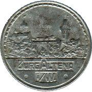 50 pfennig - Altena-Olpe – revers