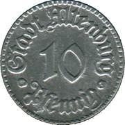 10 pfennig - Altenburg -  avers