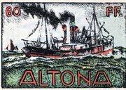 60 Pfennig (Altona) – revers