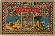 1 Mark (Landesbürgerrat Schleswig-Holstein) – revers