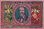 2 Mark (Landesbürgerrat Schleswig-Holstein) – revers