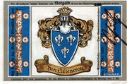 1 Mark (Altrahlstedt; Detlev v. Liliencron Gesellschaft) – revers