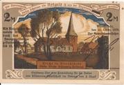 2 Mark (Altrahlstedt; Detlev v. Liliencron Gesellschaft) – revers