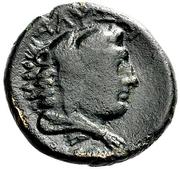Trichalkon (Alyzeia) – revers
