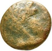 Bronze AE17 (Ambracia) – avers