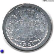 5 Centimes (Chambre de Commerce) - Amiens [80] – avers