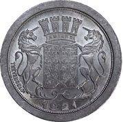 25 centimes - Chambre de Commerce - Amiens [80] – avers