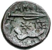 Bronze Æ15 (Amphissa) – revers