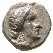 Bronze Æ8 (Amyzon) – avers