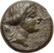 Bronze Æ10 (Amyzon) – avers