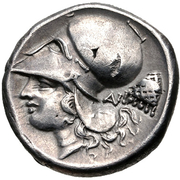 Stater (Anaktorion) – revers