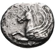 Hemidrachm (Anaktorion) – avers