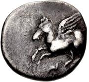 Drachm (Anaktorion) – avers