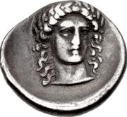Drachm (Anaktorion) – revers
