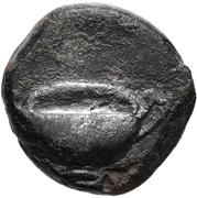 Bronze Æ11 (Anaphe) – revers