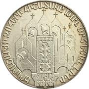 1 once d'argent - Séisme de 1988 en Arménie -  avers