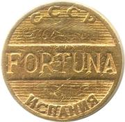 cccp - FORTUNA - испания – revers