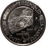 1 diner (pont de la Margineda) – avers